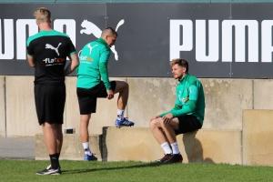Borussia startet Vorbereitung auf das erste Heimspiel gegen Union Berlin
