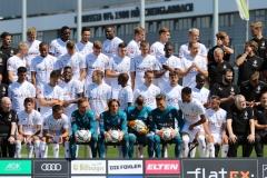 Training Borussia Mönchengladbach