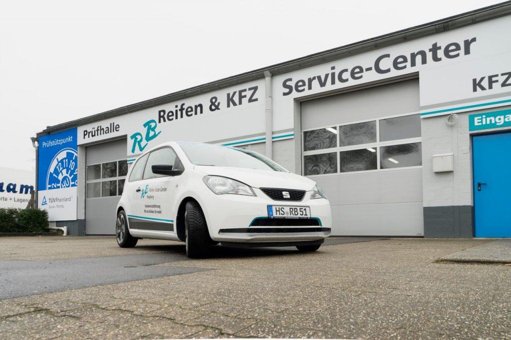 Reifen & KFZ Service-Center René Bucher