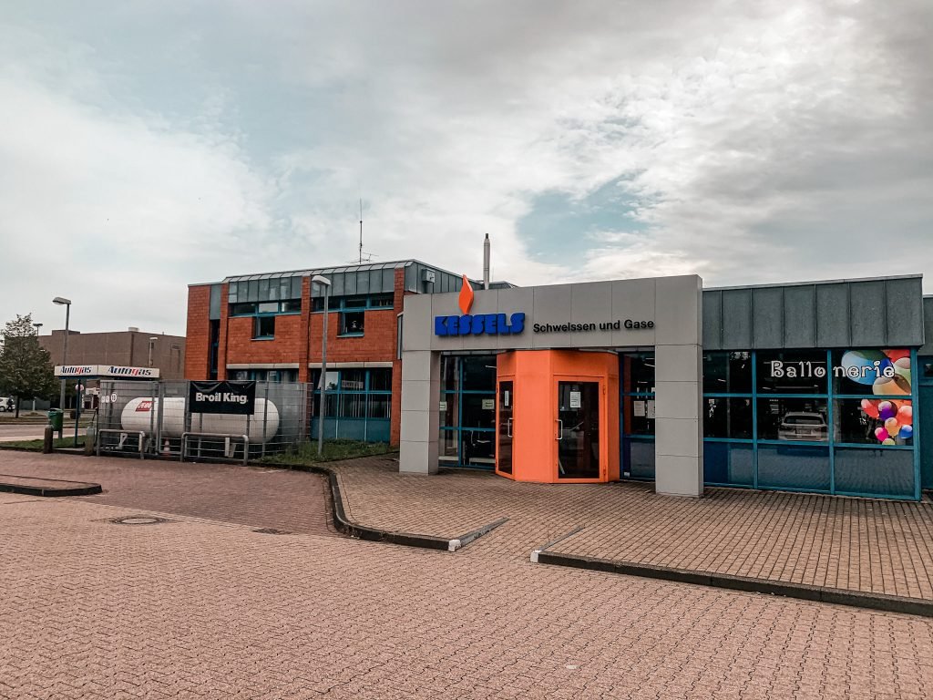 Kessels GmbH – Schweißtechnik und Gase