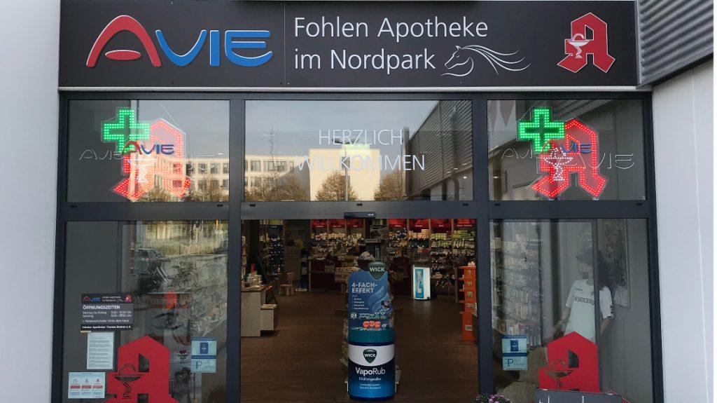 AVIE Fohlen Apotheke