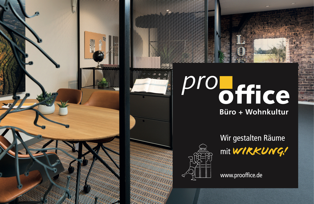 pro office I Büro- und Objekteinrichtung